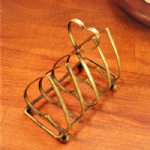 Romantic Heart Shaped Toast Rack